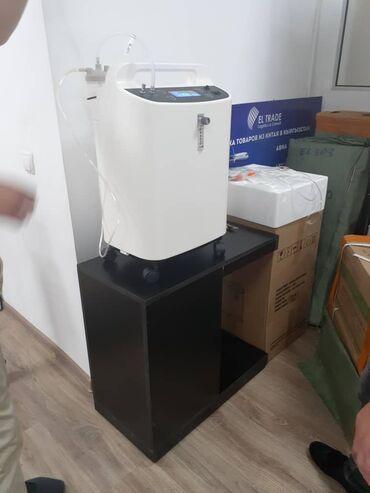 Воздухоочистители в Кыргызстан: Продаю аппарат ИВЛ новый в упаковке 5 литровый ещё не скрывали