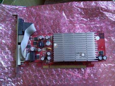 видеокарты geforce rtx 2080 в Кыргызстан: Видеокарта GeForce 6200TC 128Mb