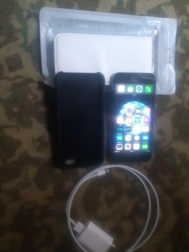 сколько стоит айфон 6 in Кыргызстан | APPLE IPHONE: IPhone 6 | Черный