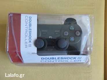 Doubleshock 3 ενσυρματο controller για ps3 και pc σε Αθήνα