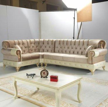 Bakı şəhərində Kunc divan,olcu 295x200,fabrik istehsali,catdirilma daxil.