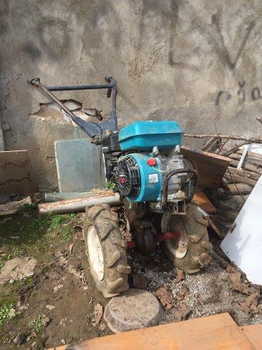 Şəmkir şəhərində Yer eken el traktoru tecili satilir
