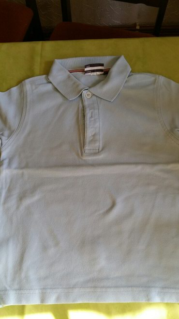 Majica za decake vel.116(polovna i ocuvana,svetlo plave  boje) - Petrovac na Mlavi - slika 2