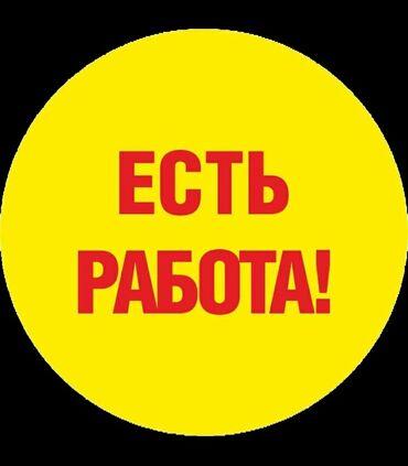 Работа - Кыргызстан: Ищем сотрудника с опытом реализатора. Требование: знание Русского и