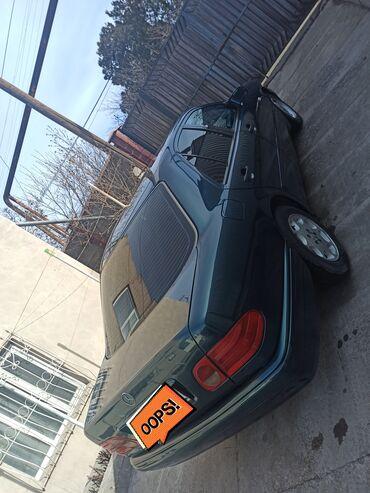 Mercedes-Benz 230 2.3 л. 1997 | 360000 км