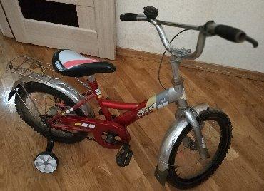 uşaq-velosipedi - Azərbaycan: Usaq velosipedi az surulub
