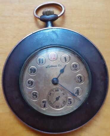 52 elan | ŞƏXSI ƏŞYALAR: Qədim Switzerland cib saatı satılır
