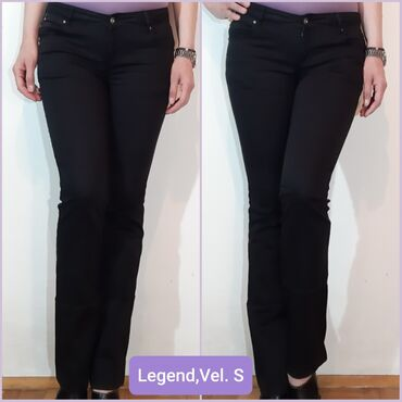 Pantalone legendu - Srbija: Legend,platnene pantalone . S velicina. u super stanju