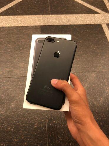 IPhone 7 Plus | 32 GB | Qara | İşlənmiş | Barmaq izi