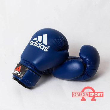 боксерские-перчатки-на-заказ в Кыргызстан: Боксерские перчатки Adidas кож.замОписание:Тренировочные боксерские