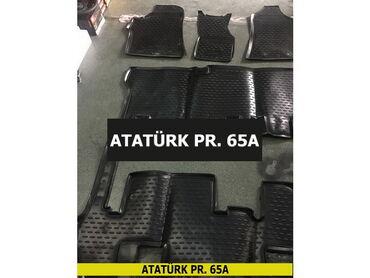 Hyundai H1,2010 salon ayaqaltıları4500 modelə yaxın əlimizdə