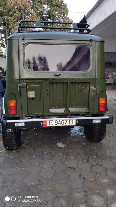 UAZ - Бишкек: UAZ 469 3 л. 1989