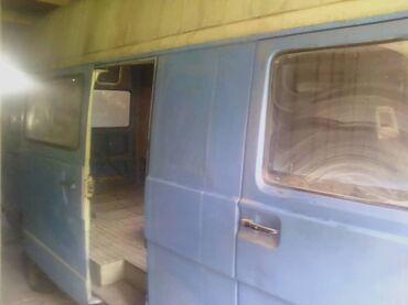 Другой транспорт - Кыргызстан: Продаю грузовой бус LT, 1990