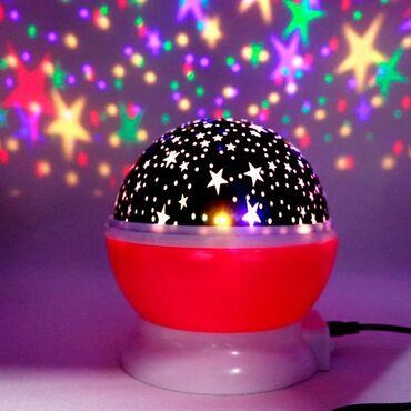 Decije sobe - Srbija: PROJEKTOR LAMPA -ZVEZDANO NEBO Idealan poklon za decu i odrasle