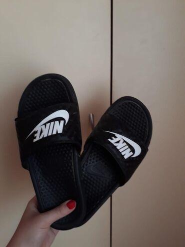 Papuce iz pariza - Srbija: NIKE papuce iz Djaka