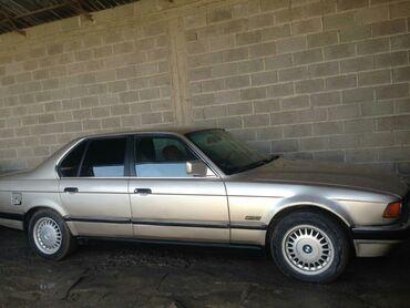 Автомобили - Сокулук: BMW 7 series 3 л. 1990