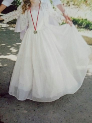 Продаю шикарное платье. Шили на заказ в Бишкек