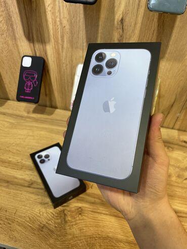 айфон 6 16 гб цена бу in Кыргызстан | APPLE IPHONE: IPhone 13 Pro Max | 256 ГБ | Синий Новый | Гарантия, Кредит, Face ID