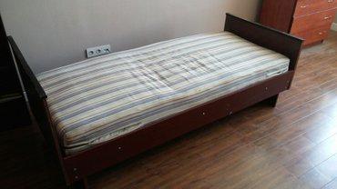 Срочно продаю кровать с матрасом в Бишкек