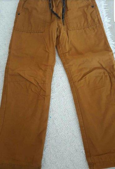 Bez pantalone broj - Srbija: Waikiki termo pantalone Br 110-116 Nosene par puta Bez ostecenja