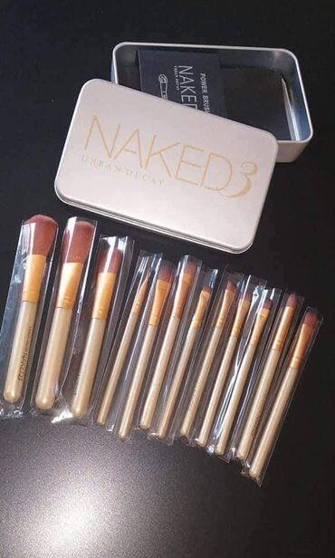 Majca timeout brand - Srbija: Naked cetkice 12/1 650din
