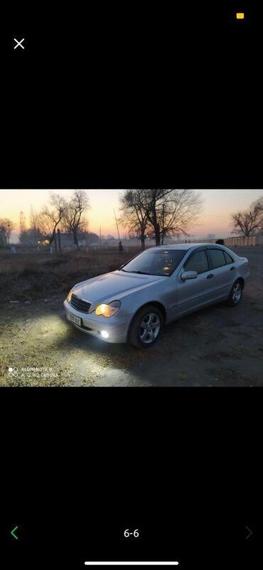 запчасти для мерседес гелендваген в Кыргызстан: Mercedes-Benz C-Class 2 л. 2001 | 190000 км