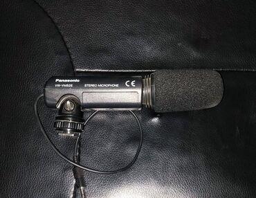 видеокамера panasonic ag ac8ej в Кыргызстан: Накамерный микрофон Panasonic от проф.видеокамеры