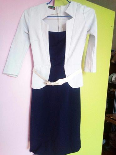Продаётся  платье турецкое размер s  за 350сом в хорошем состоянии  в Бишкек