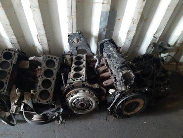 ланос в Кыргызстан: Комплект 8 клапанные блок двигатели для Дэу Нексии и Ланос