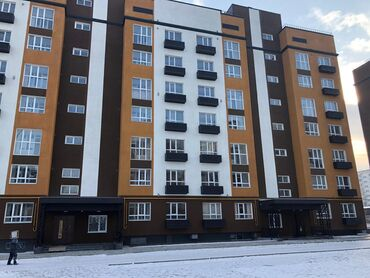 жк фантазия бишкек в Кыргызстан: Продается квартира: 1 комната, 40 кв. м