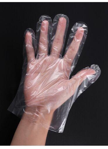 volkswagen 1 6 в Ак-Джол: В наличии перчатки полиэтиленовые ! Полиэтилен перчатки !  В упаковке
