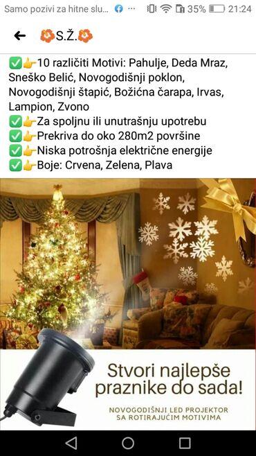 PRELEPO LED REFLEKTOR LAMPE SUPER CENA ZA ODLICAN UVOZ I KVALITET