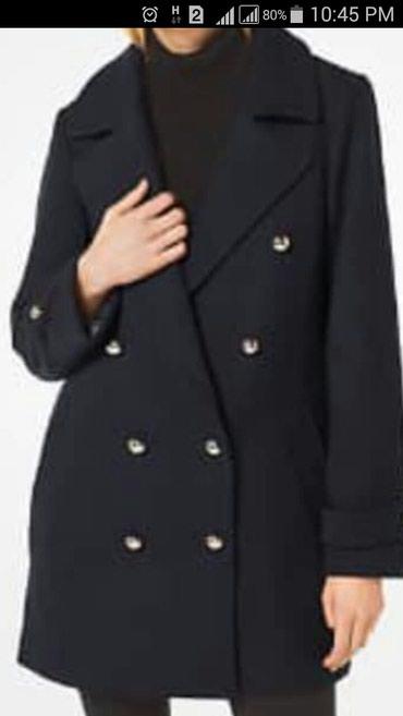 Новое пальто из Америки размер 46-48 в Бишкек