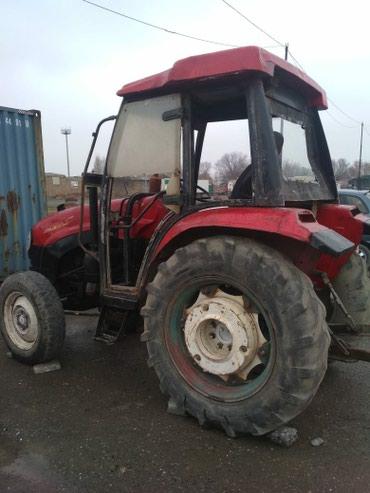 Трактор УТО 504 в Пульгон