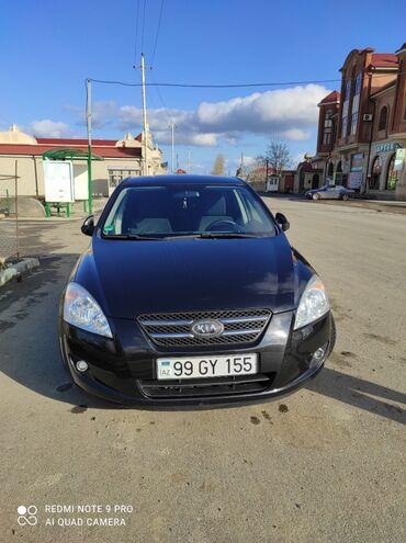 açar - Azərbaycan: Kia cee'd 1.6 l. 2007 | 202253 km