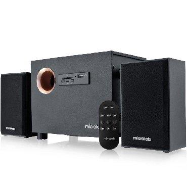 акустическая система 5 1 в Кыргызстан: Колонка Microlab M-105 R Акустическая система Microlab M-105 R