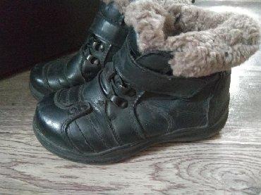 аккуратные ботиночки в Кыргызстан: Зимние ботиночки 29 размер