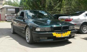 BMW 7 series 4.4 л. 1997 | 230000 км