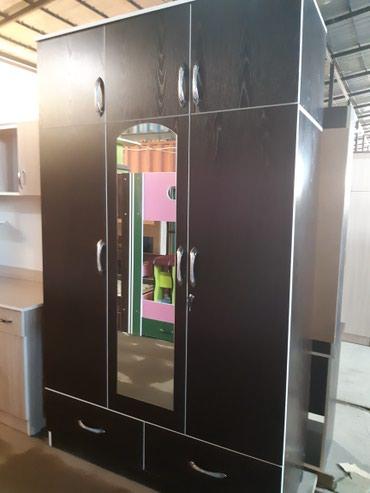 Продаю новые шкафы из российского ламината в Кок-Ой