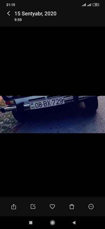 bu azlitrajlı avtomobili dəyişirəm - Azərbaycan: VAZ (LADA) 2106 1.3 l. 1986 | 500000 km