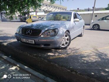 Mercedes-Benz S 500 5 л. 1999 | 255552 км