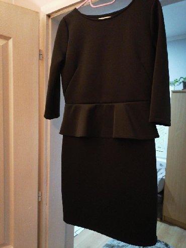 Svaku priliku haljina - Srbija: Crna haljina, kao nova, za svaku priliku, br. 40