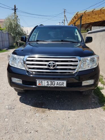 Toyota Land Cruiser 4.7 л. 2008