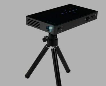 проектор-на в Кыргызстан: Продаю карманный Проектор Домашний кинотеатор Андроид 7.11 Оперативки