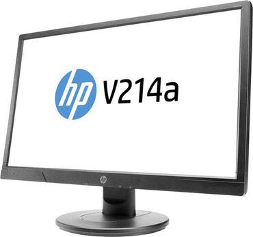 IT, internet, telekom - Azərbaycan: HP V214a 20.7-inch Display 1FR84AA HP V214a 20.7-inch Display Hp moni