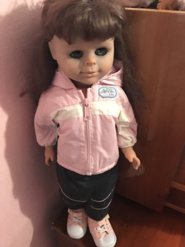 продадим куклу в Кыргызстан: Продаю куклу, производство германия, раритет! кукле 50 лет! Реальному