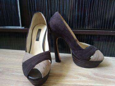 Женские туфли в Араван: Туфли от итальянского бренда Emma collectionУстойчивый каблук