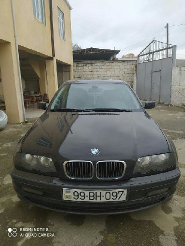 Digyah şəhərində BMW 325 1998