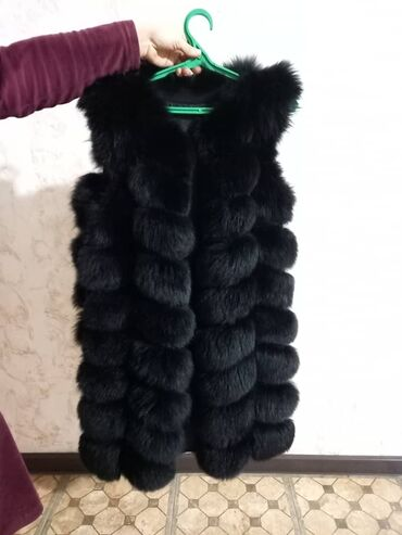 Цвет чёрный, натуралка, размер-3xl