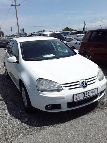 Транспорт - Кара-Ой: Volkswagen Golf 1.6 л. 2008   123 км